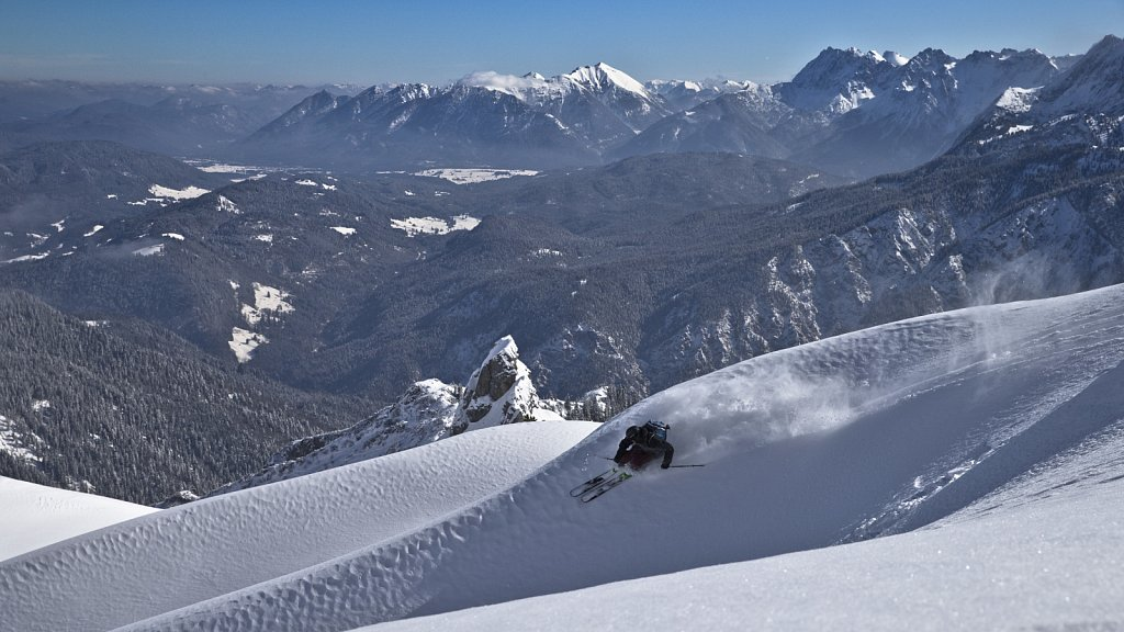 Alpspitze, Anton Brey