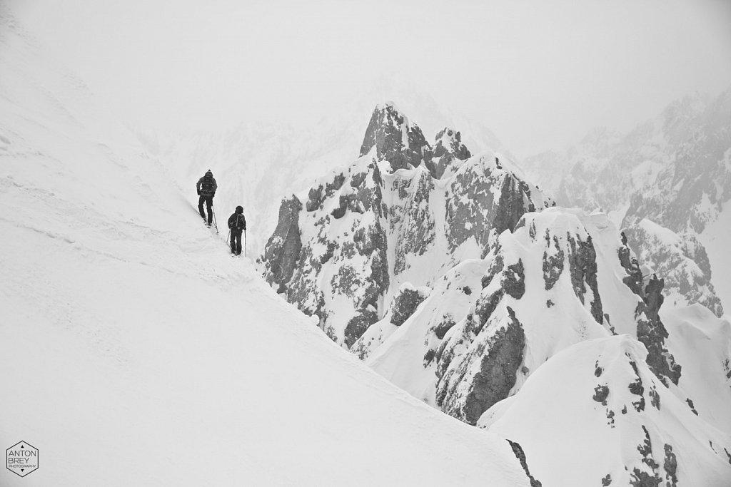 Karwendel West, Anton Brey
